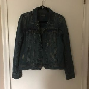 Articles of Society Jean Jacket